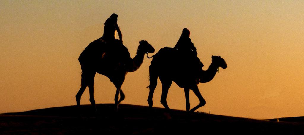 Dec 24 Traveling tp Bethlehem