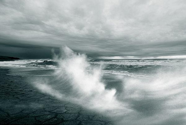 december-1-noahs-ark - Waves on the sea