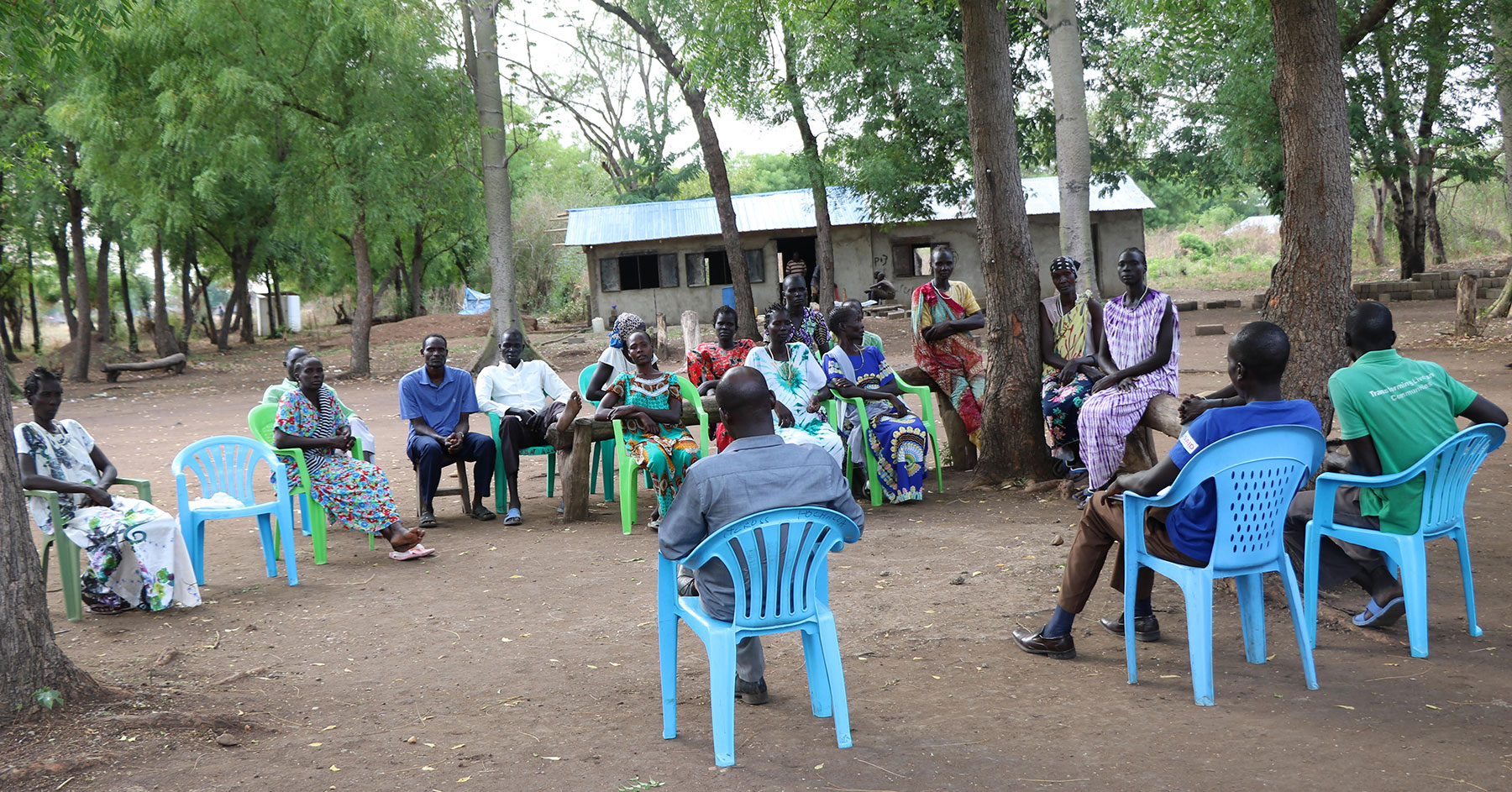 God Used My Words to Encourage South Sudanese Christians