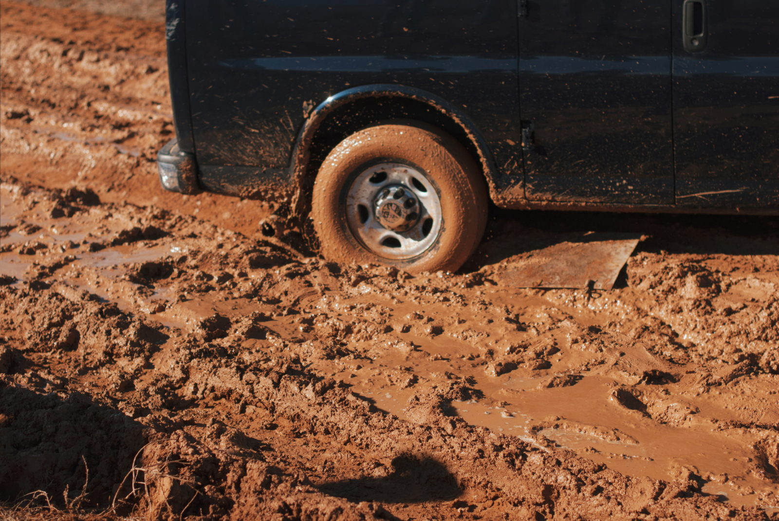 When the Church Gets Stuck in the Mud