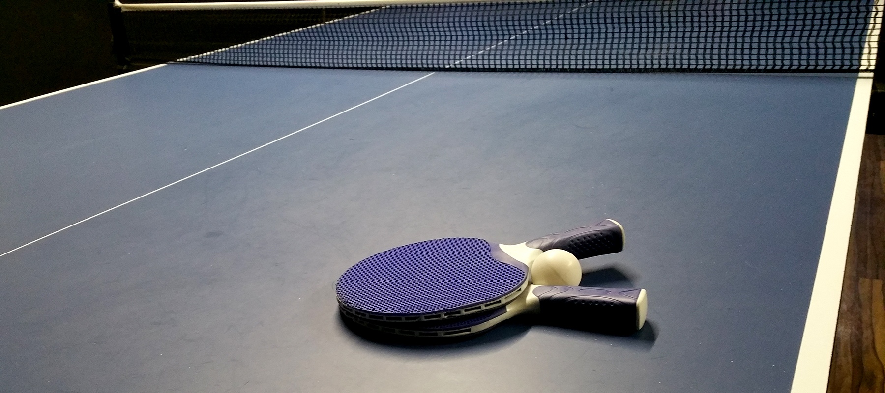 One Pastor's Method of Mentoring? Ping Pong.