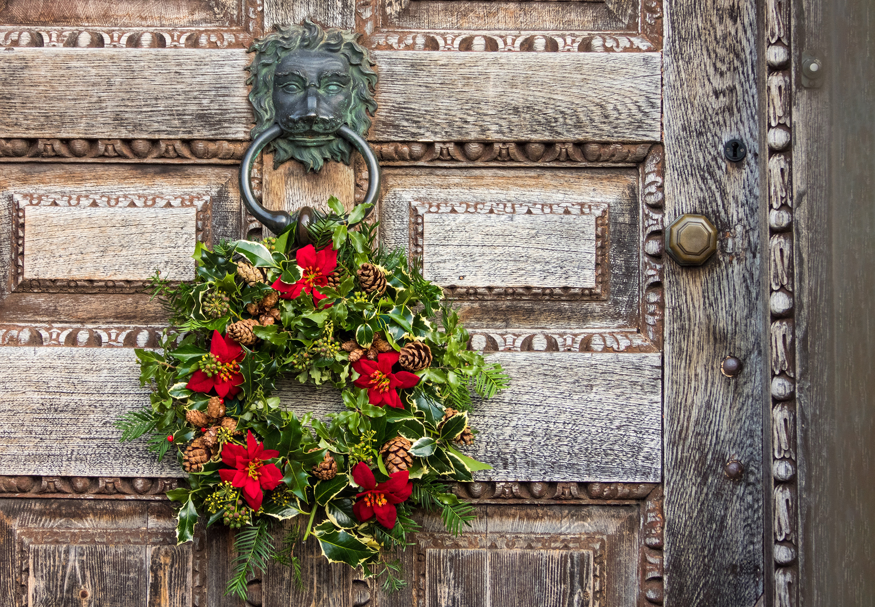 Don't Let the Doorway Effect Make You Forget Christmas
