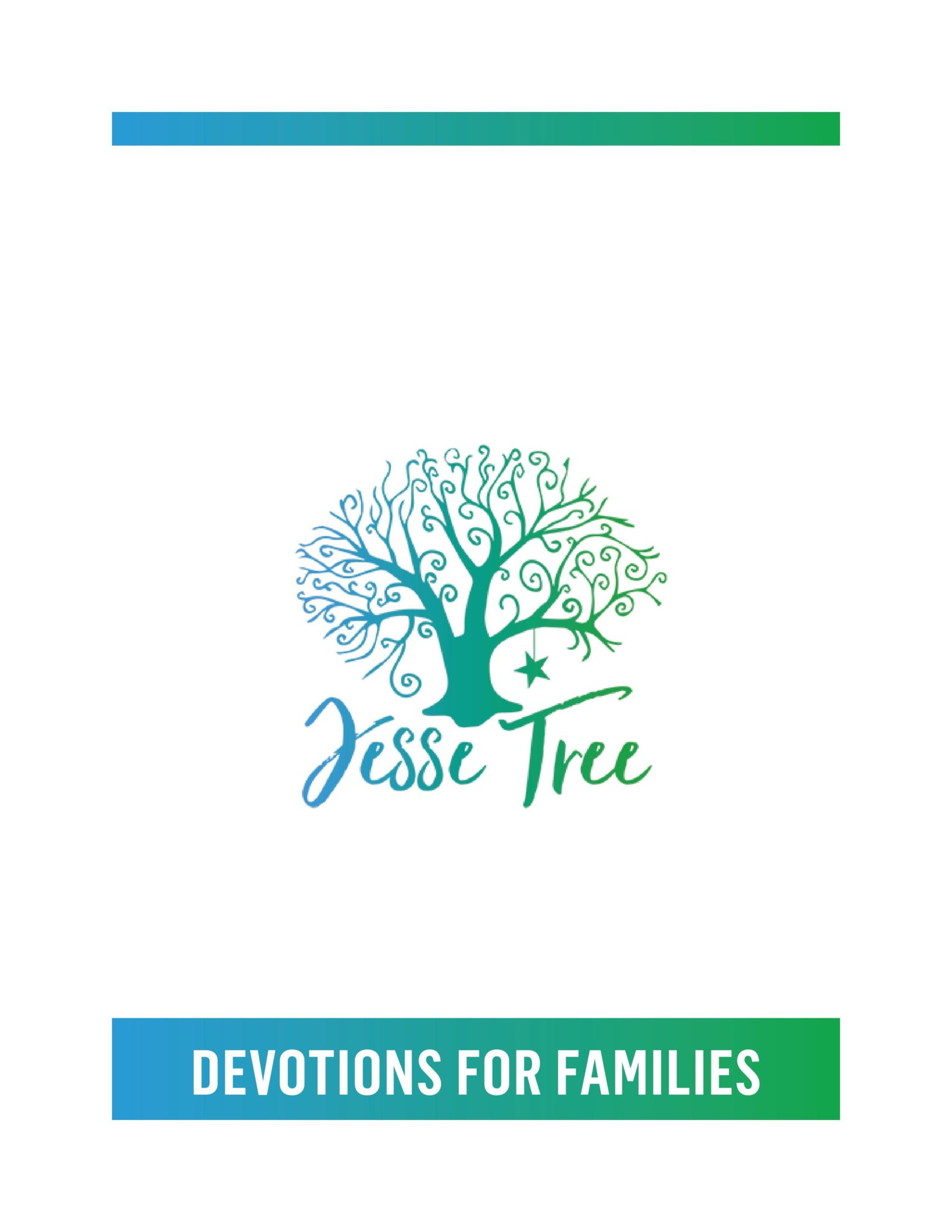 Jesse Tree Family Devotions cover