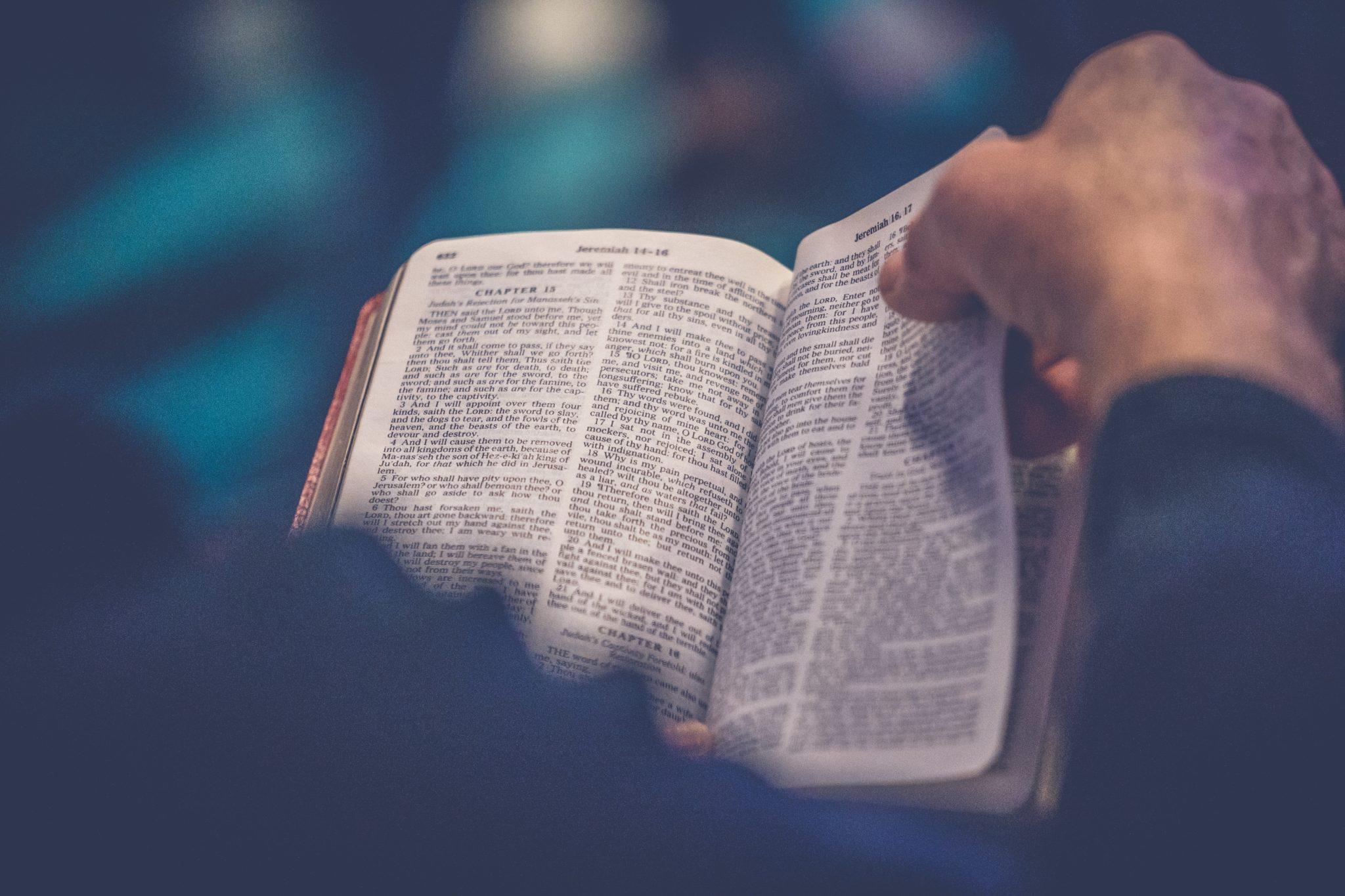 Lectio Divina: An Ancient Contemplative Spiritual Practice