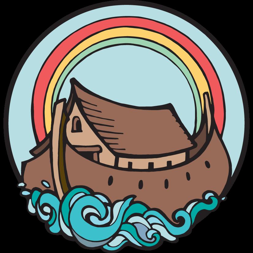 Noah's Ark Jesse Tree symbol