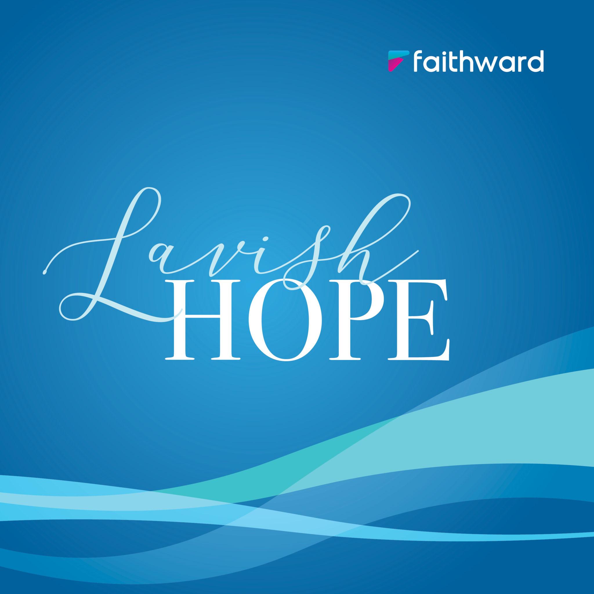 Lavish Hope podcast logo