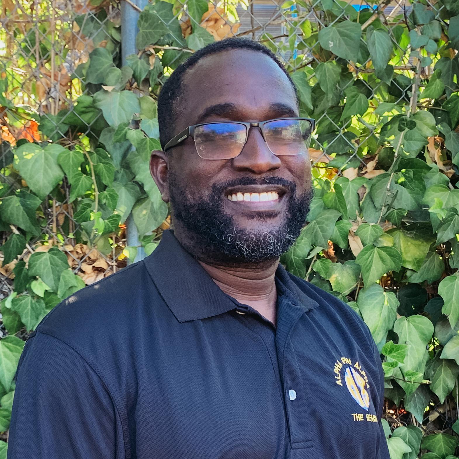Peter Watts, host of The Black Church Still Speaks Podcast