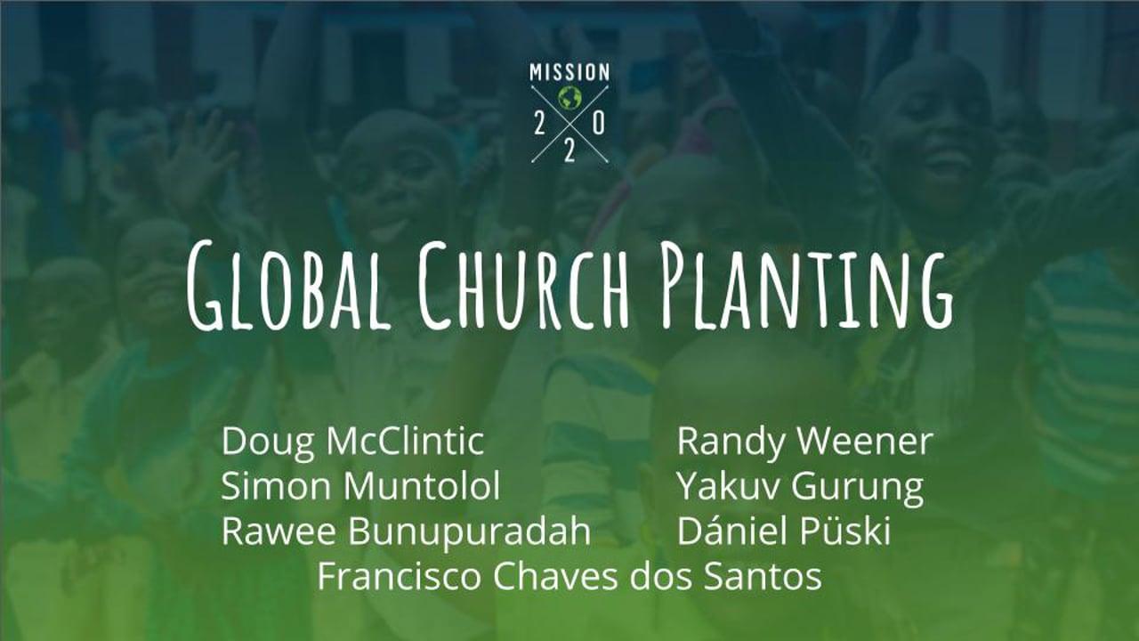 global church planting panel thumbnail