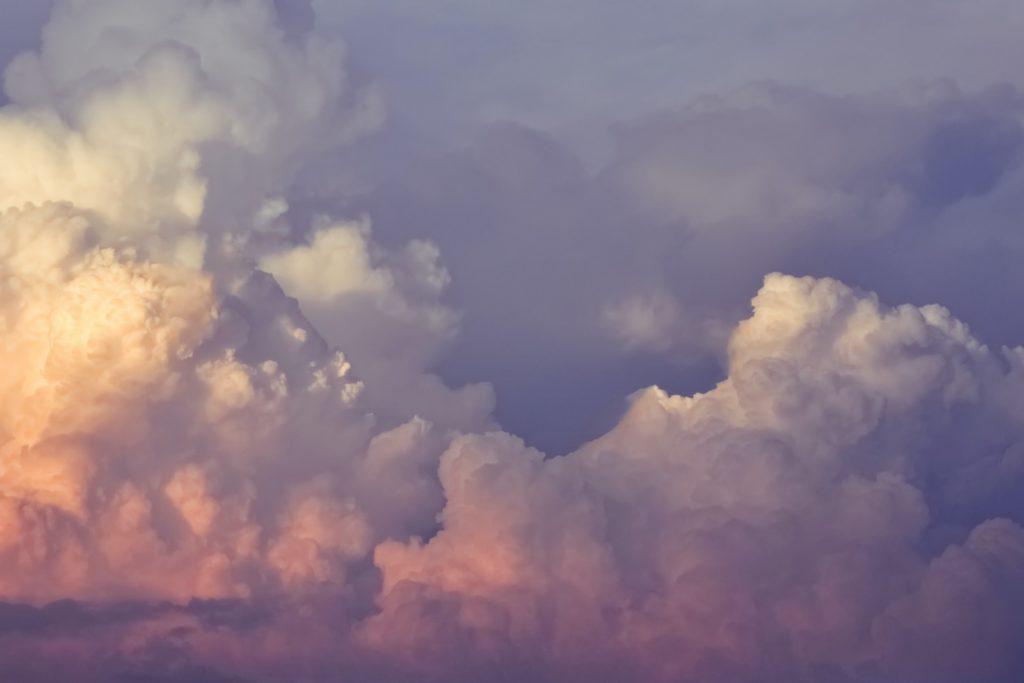 pillar of clouds