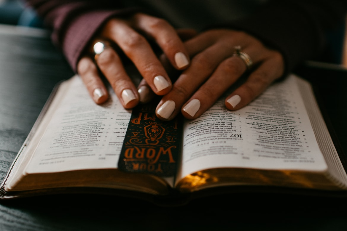 Prayers from the Bible to Bolster the Body of Believers